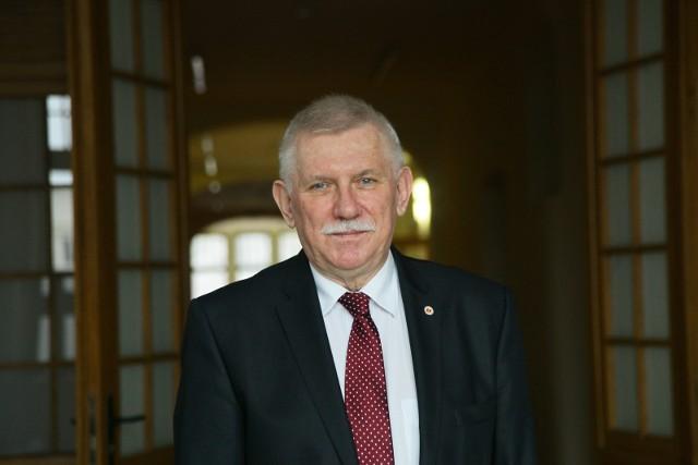 Rektor UŁ, Antoni Różalski