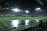 Potężna ulewa zalała stadion Villarrealu! Mecz w Lidze Europy opóźniony, a być może nawet odwołany [GALERIA]