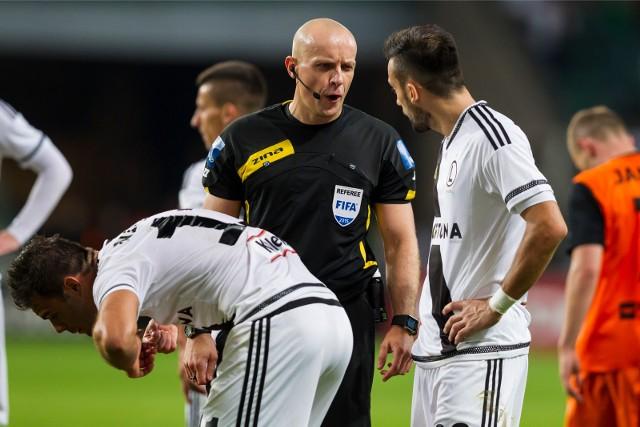 Szymon Marciniak poprowadzi ćwierćfinał Ligi Mistrzów