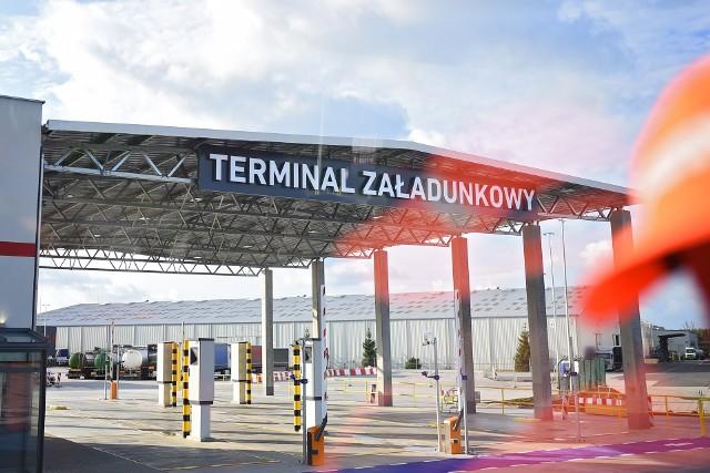 Firma otworzyła właśnie nowe centrum logistyczne.