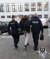 Policjanci zatrzymała do kontroli forda. Znaleźli amfetaminę