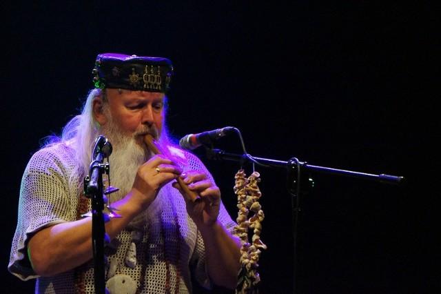 Lider zespołu Troitsa - Iwan Kirchuk