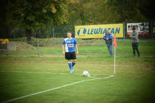 Tomasz Zagórski, piłkarz Oskara Przysucha.