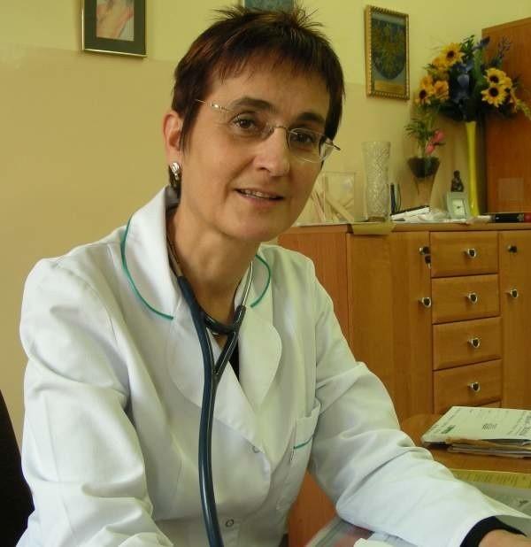 Janina Okrągły poparła prywatyzację szpitala, ale chce czystych reguł.