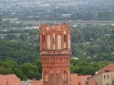 Tak wygląda Chełmno z wieży fary - najwyższego punktu w mieście [zdjęcia]