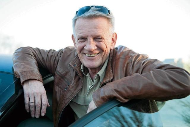 Bronisław Cieślak próbował być politykiem, ale zdecydowanie lepiej idzie mu na filmowym planie