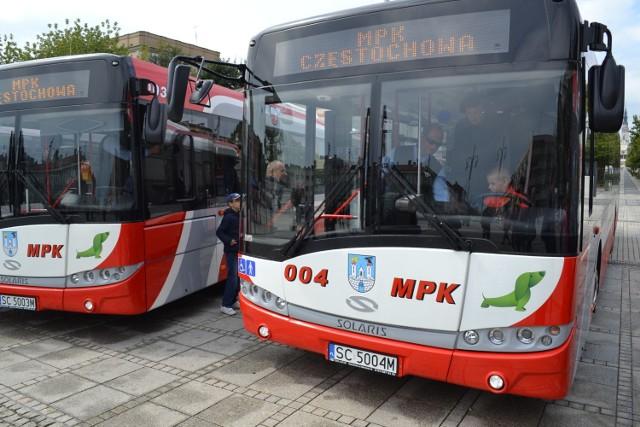 Zmiany w kursowaniu miejskich autobusów w Częstochowie wejdą w życie 1 września