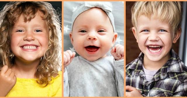 Czy jest coś piękniejszego niż uśmiech dziecka? Patrząc na te zdjęcia nie mamy co do tego najmniejszych wątpliwości! Czekamy na fotografie uśmiechniętych maluchów