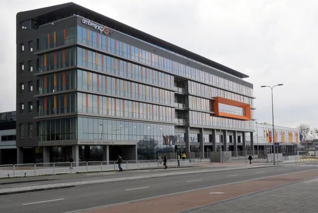 Wykład odbędzie się w Amber Expo w Gdańsku.