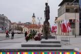 Wojewoda podlaski i marszałek województwa wspólnie uczcili rocznicę Święta Niepodległości (zdjęcia)