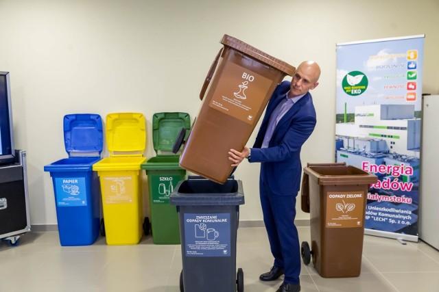 Nowe zasady segregacji śmieci obowiązują od października