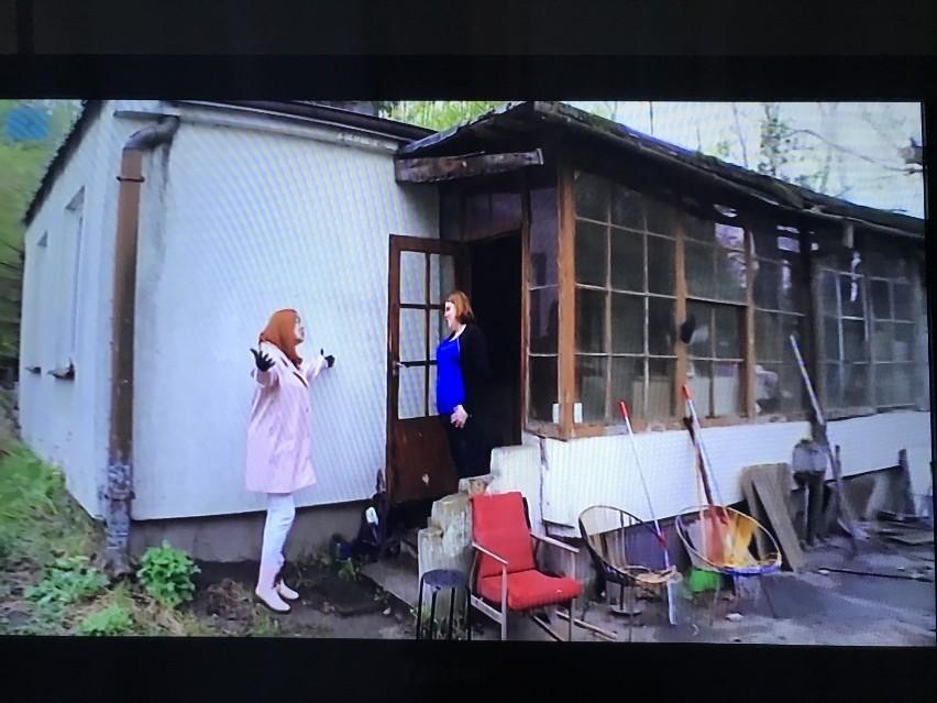 Katarzyna Dowbor i ekipa Nasz Nowy Dom z Polsatu...