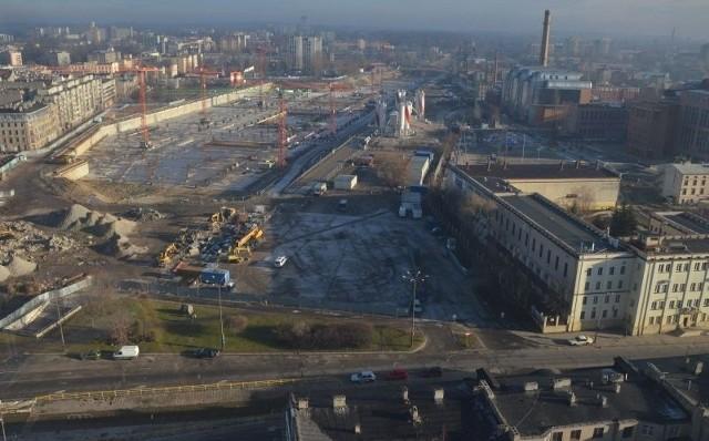 W tym roku przebudowany zostanie m.in. układ dróg i torowisk tramwajowych wokół Fabrycznej.