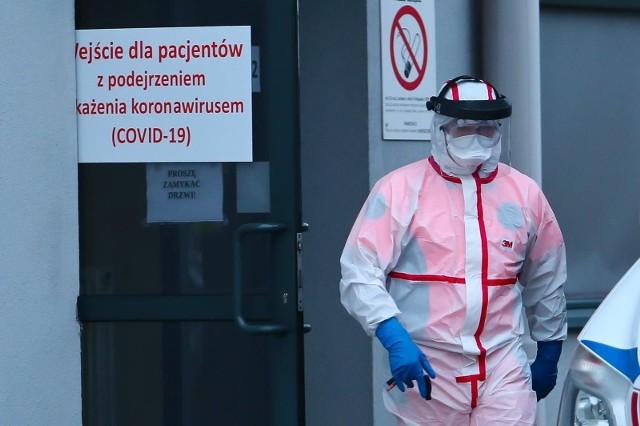 Chcesz sprawdzić, czy miałeś koronawirusa? Zbadaj się za darmo w Szpitalu Wojewódzkim w Koszalinie