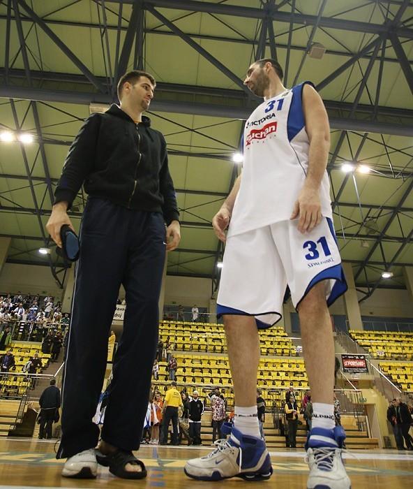 W meczu koszykarskiej ekstraligi, Górnik Walbrzych przegral z Energą Czarnymi Slupsk 73:89.