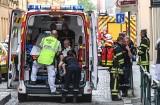 Francja: Eksplozja na deptaku w Lyonie, są ranni. Trwają poszukiwania zamachowca [ZDJĘCIA] [WIDEO]