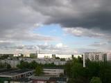 Nagła zmiana pogody. W weekend w Łodzi też może padać deszcz i grzmieć