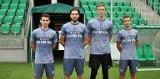 3 liga. Czterech piłkarzy przedłużyło umowy ze Stalą Stalowa Wola. To Volodymyr Khorolskyi, Adrian Knurovsky, Michał Zięba i Jakub Lebioda
