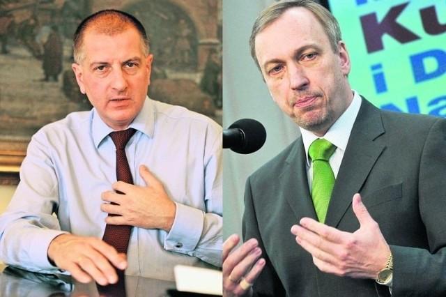 Bogdan Zdrojewski do Rafała Dutkiewicza: - Obywatele mają prawo do debaty i wyboru