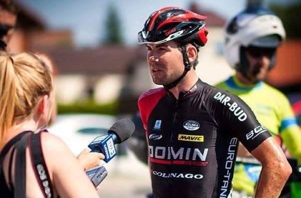 Kamil Zieliński z grupy Domin Sport został wicemistrzem Polski.