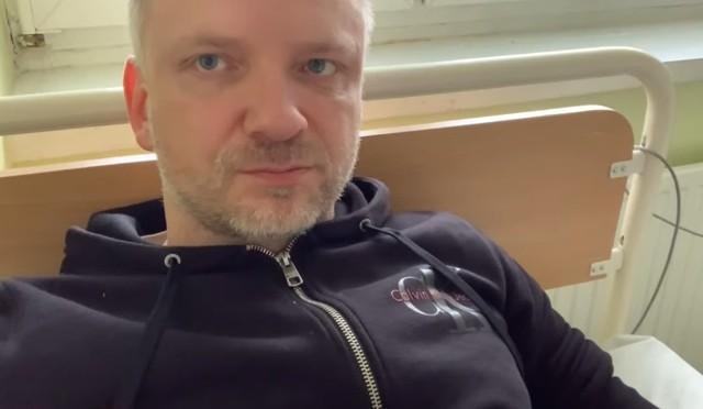 Przedsiębiorca Maciej Saga z Gdańska o postępowaniu w przypadku podejrzenia zakażenia koronawirusem:  W mojej opinii, procedury żadne w Polsce nie działają.