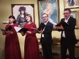 Muzem Podlaskie. Ensemble QuattroVoce i Period instrument consort promowali płytę In natali Domini (zdjęcia, wideo)