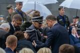 73. rocznica Powstania Warszawskiego [ZDJĘCIA] Obchody w Parku Wolności, prezydent przyznał ordery