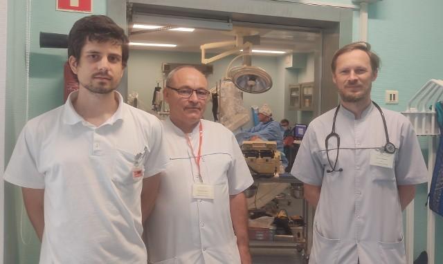 Lekarze ze Szpitala Uniwersyteckiego w Zielonej Górze  przeprowadził już blisko 30 innowacyjnych zabiegów stymulacji tzw. pęczka Hisa u pacjentów z zaburzeniami rytmu serca
