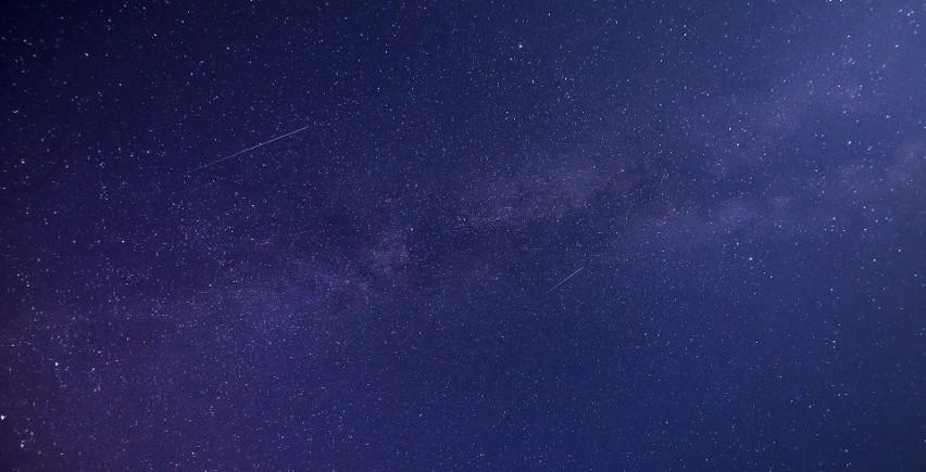Maksimum meteorów z roju Perseidów...