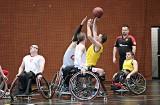 Kraków. Turniej II polskiej ligi koszykówki na wózkach. Zobacz, jak walczą [ZDJĘCIA]