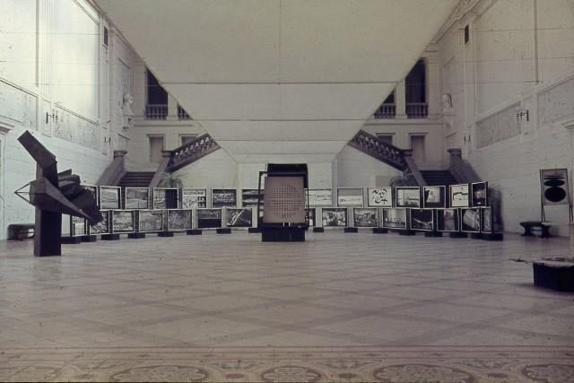 Tak było na wystawie z okazji 50-lecia Państwowej Wyższej Szkoły Sztuk Plastycznych