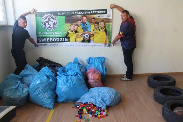 Do naszej akcji przyłączyli się uczniowie różnych szkół z powiatu świebodzińskiego