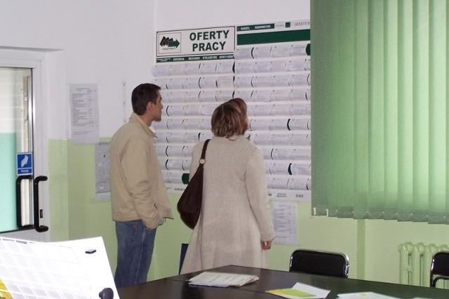 W kieleckich urzędach pracy pracodawcy zgłosili wakaty.
