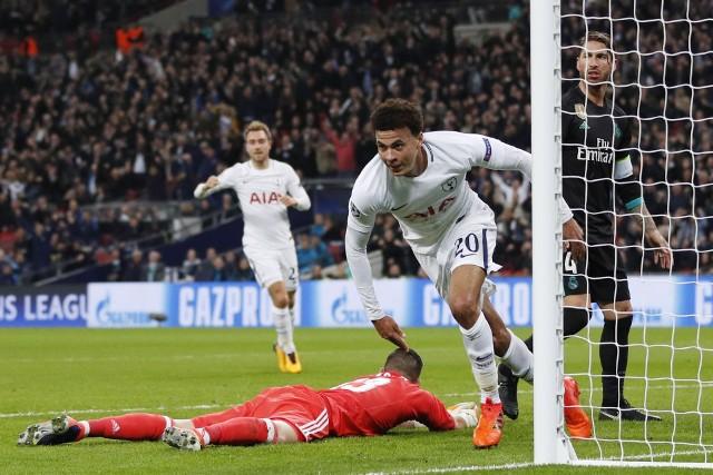 Tottenham - Real 3:1