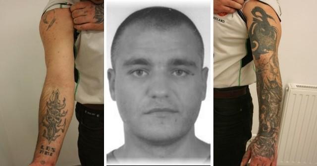 Tak wygląda poszukiwany przez policję Sławomir Zieliński. Nie on jedyny ukrywa się przed toruńską policją. Cały czas na wolności są jeszcze inni sprawcy poważnych przestępstw z Torunia. Przeczytaj co okrutnego zrobili i zobacz jak wyglądają. Może rozpoznasz którego z nich? Szczegóły w galerii >>>>>>>>>>