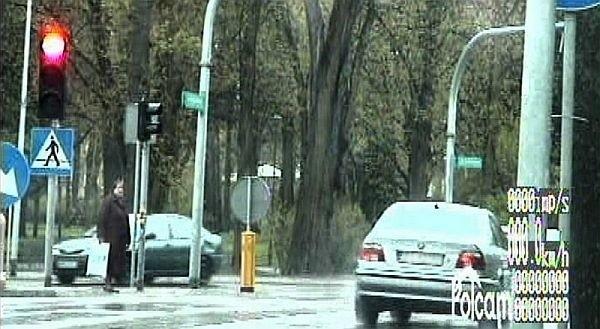 Kierowcy nie przejmują się sygnalizacją świetlną