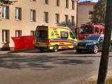 Tragedia w Wejherowie! Kobieta wypadła z okna. Niestety nie przeżyła