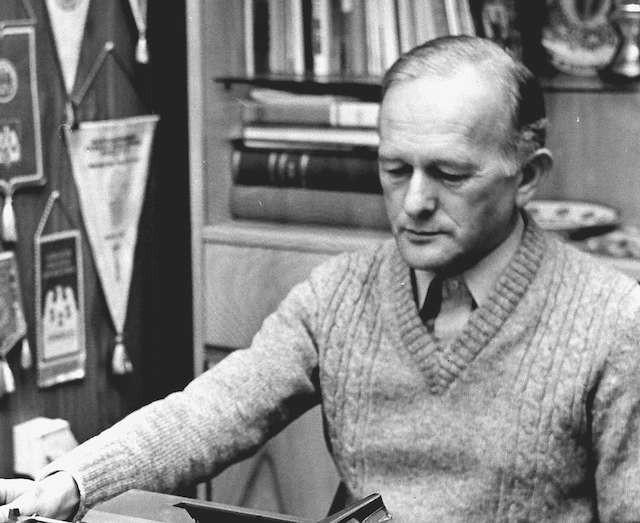 Witold Kurecki (12.05.1926 - 16.02.2016)
