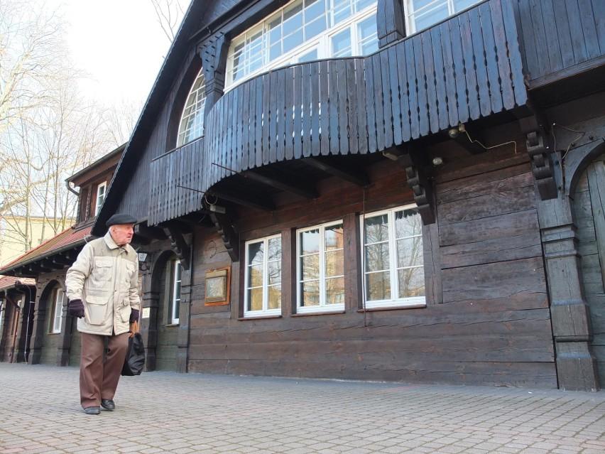 Domek Lodowy w Opolu. Trwa remont restauracji.