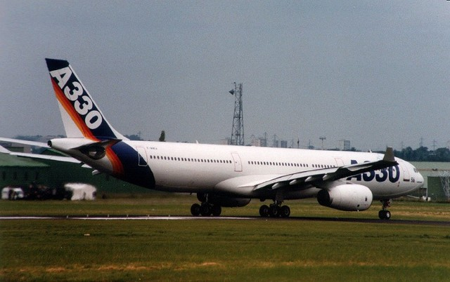 Samolot A330