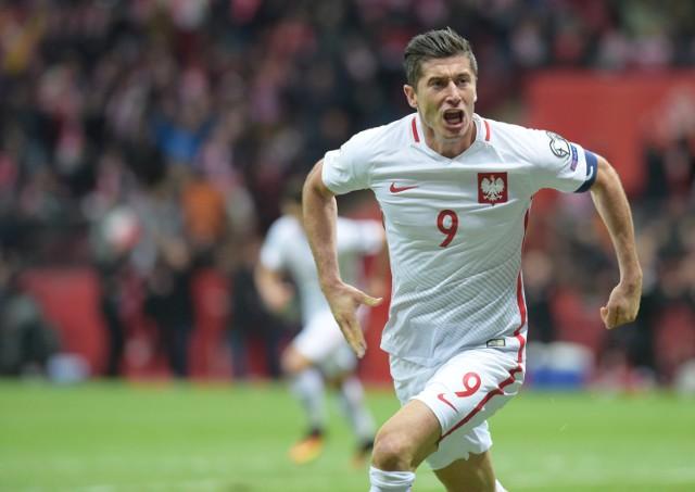 Robert Lewandowski zapewnił reprezentacji Polski trzy punkty