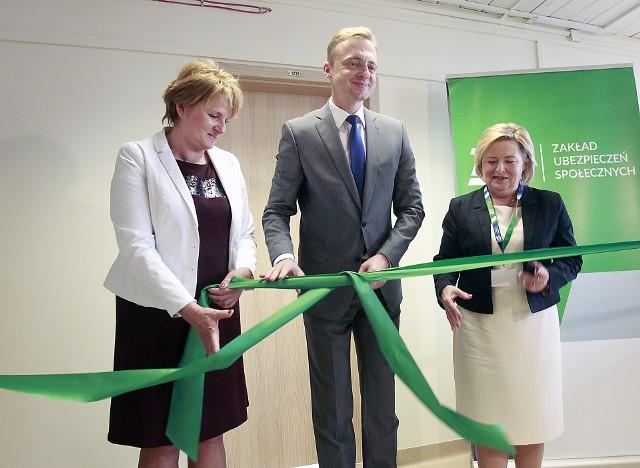 W piątek 22 czerwca 2018 w Łodzi zostało otwarte Centrum Umorzeń Należności z Tytułu Składek