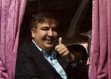"""Micheil Saakaszwili wdarł się na Ukrainę. Zapowiedział """"marsz na Kijów"""""""