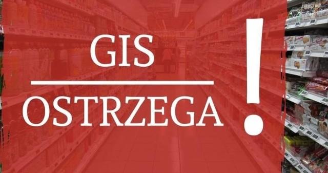 - Osoby uczulone na gluten nie powinny spożywać partii produktu- poinformował GIS.