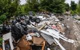 Bydgoszcz ma drugie wielkie wysypisko śmieci - ratusz karze dzierżawcę terenu [zdjęcia]