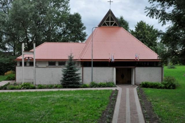 Kościół w Jazowie