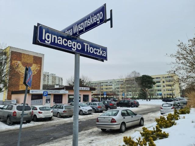 Do zabójstwa doszło przy ul. Tłoczka w Toruniu.