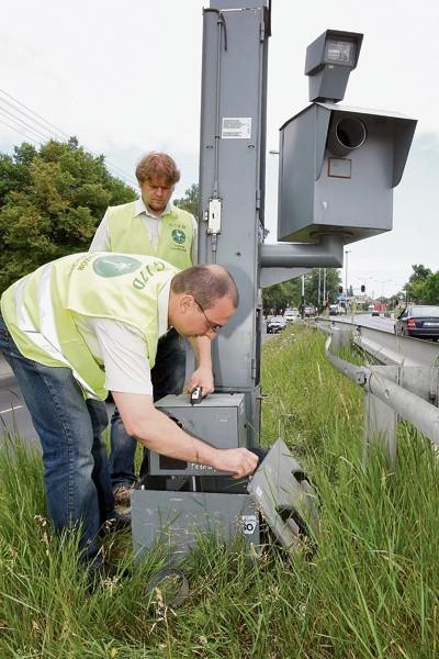 Od dziś opiekę nad fotoradarami przejmuje Centrum  Automatycznego Nadzoru nad Ruchem stworzone  w strukturach Inspekcji Transportu Drogowego.