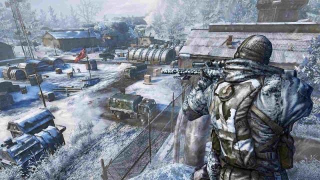 Sniper: Ghost Warrior 2. Siberian StrikeSniper: Ghost Warrior 2. Siberian Strike