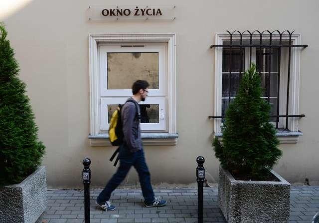 Okno życia w Toruniu działa od 2009 roku. Kacperek jest pierwszym dzieckiem, które tu umieszczono. Niestety, wbrew woli matki